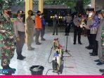Operasi Aman Nusa II Cegah Covid-19, Digelar Penyemprotan Disinfektan Secara Serentak