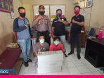 Hitungan Jam, Dua Pencuri 12 Baterai Tower Milik Telkomsel di Palu Diringkus Polisi