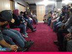 Tuntut Kejelasan Penanganan Rehab/Rekon Pasca Bencana, Peoples Tribunal Padagimo Sulteng Hearing Bersama DPRD