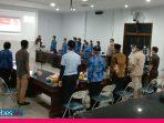 BNN Poso dan Forkompinda Ikuti Peringatan HANI 2020 Melalui Virtual