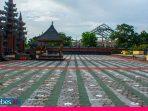 Umat Hindu di Palu Mulai Persiapkan Protokol Kesehatan Covid-19 Untuk Persembahyangan Bersama di Pura