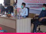 Bupati Morowali Minta Para Kepala Desa Patuhi Imbauan Pemerintah dan Taati Protokol Kesehatan