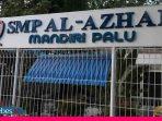 SMP Al- Azhar Mandiri Palu Siapkan MOS Secara Virtual