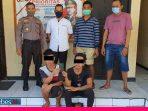 Dua Tersangka Kasus Curas Diringkus Unit Reskrim Palu Utara