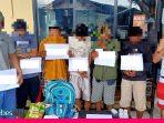 8 Bandar Sabu di Palu Disergap Polisi, Babuk 1 Kg Ditemukan dalam Tas