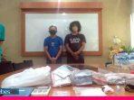 Dua Pengedar Sabu Disergap Polisi saat Sedang Transaksi di Jalan Veteran Palu