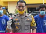 Seorang Pemuda Ditangkap Polisi Saat Menjual HP Hasil Curian