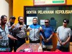 Miliki 8 Paket Sabu, 2 Pria Asal Tawaeli Diringkus Polisi