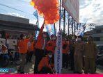 BRI Cabang Palu Launching Website UMKM