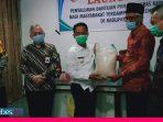 Pemkab Sigi Terima Bantuan 318 Ton Beras dari Bulog Sulteng