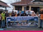 Tim Relawan Kemanusiaan Bahodopi Salurkan Donasi dan Logistik ke Luwu Utara