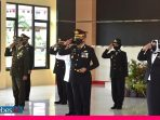 Polres Banggai Laksanakan Upacara Hari Bhayangkara ke-74 Secara Virtual