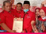 Pilkada Serentak, PDIP Resmi Usung Hidayat-Habsa