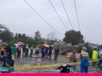 Pasca Dihantam Banjir, Jalan Poros di Morowali Belum Bisa Dilalui