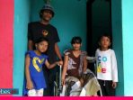 Derita Paramitha, Setahun Lebih Lumpuh akibat Gempa Palu dan Kini Hidup di Kosan