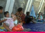 Komunitas VectorVenom Parigi Fokus Beri Bantuan Bayi dan Balita Korban Banjir