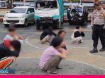5 Remaja Diamankan Polisi Lantaran Berpesta Miras, 2 di Antaranya Perempuan