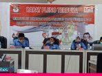 KPU Sigi Tetapkan Hasil Rapat Pleno Terhadap Dukungan Bakal Paslon Perseorangan