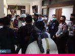 Anggota DPRD Poso Mengamuk Tidak Diizinkan Masuk Dalam RDP Kapolda