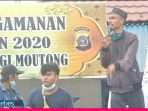Geram Parimo Gelar Aksi Long March Tuntut Bupati Soal Tambang
