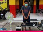Polisi Tangkap Spesialis Pembobol Rumah di Palu