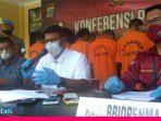 Pelaku Perampasan HP di 33 TKP di Sulteng Diringkus Polisi
