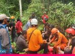 3 Orang Tim SAR yang Hilang di Sungai  Desa Tambayoli Ditemukan Selamat