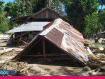 Kondisi Terkini Banjir Bandang di Sigi, 15 Jiwa Mengungsi, 1 Dilarikan ke Rumah Sakit