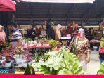 Potong Mata Rantai Harga Jual, DTPH Sulteng Gelar Pasar Tani