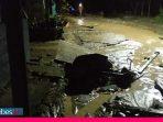 Banjir Bandang di Kulawi Rusak Rumah Warga