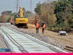 Lahan Bermasalah, Proyek Kereta Api Trans Sulawesi Terancam Dialihkan ke Pulau Jawa