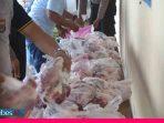 Polres Morowali Berqurban 13 Sapi dan 7 Kambing