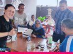 Waketum NasDem Ahmad Ali Bantu 100 Paket Kit Rapid Test untuk Komunitas Warkop di Palu