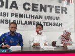 KPU Sulteng Persiapkan Pendaftaran Bakal Calon Gubernur/Wakil Gubernur