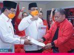 Pilgub Sulteng, PDIP Resmi Usung Hidayat-Bartho