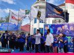 Perkuat Mesin Partai Jelang Pilkada, DPD NasDem Palu Lantik 8 Pengurus DPC