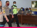 Polres Palu Siapkan Pengamanan VIP Calon Kepala Walikota dan Wakil Walikota