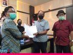 KPU Poso Tetapkan Bapaslon Samsuri- Toni Sowolino Memenuhi Syarat Calon Perseorangan di Pilkada Poso