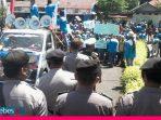 SPN Morowali Unjukrasa, Tolak Omnibus Law dan Percepat Dewan Pengupahan