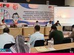 KPU Sulteng Gelar Sosialisasi Tata Cara Pencalonan Kepala Daerah