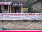 Tolak Operasi Tambang PT GIU, Masyarakat Desa Tudua Bubuhkan 1.000 Tandatangan