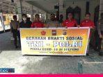 Komunitas Pajero Sulteng Ikut Bakti Sosial Bersama TNI-Polri