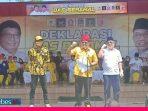 Paslon Darmin-Amjad Deklarasikan Diri Bertarung di Pilkada Poso