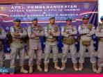 Polda Sulteng Kirim 6 Personilnya untuk Misi Perdamaian PBB