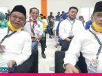 Dua Pasangan Bakal Calon Gubernur Sulteng Dinyatakan Memenuhi Syarat