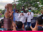 Resmi Mendaftar di KPU, Irwan : Jangan Hujat Kandidat Lain