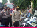 Cek Kesiapan Personel dan Kendaraan Operasional, Polres Palu Gelar Apel Pasukan