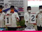 Pilkada Sulteng, Hidayat-Bartho Urut 1, Cudi-Ma'mun Urut 2