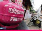 Pertamina Tukar Tabung Gas Biru 12 Kg ke Bright Gas Pink