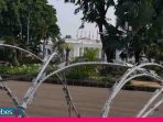 6.000 Polisi Disiagakan di Sekitar Istana Kawal Demo Besok